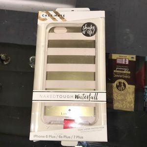 Kate Spade phone case 6S 7 plus great shape